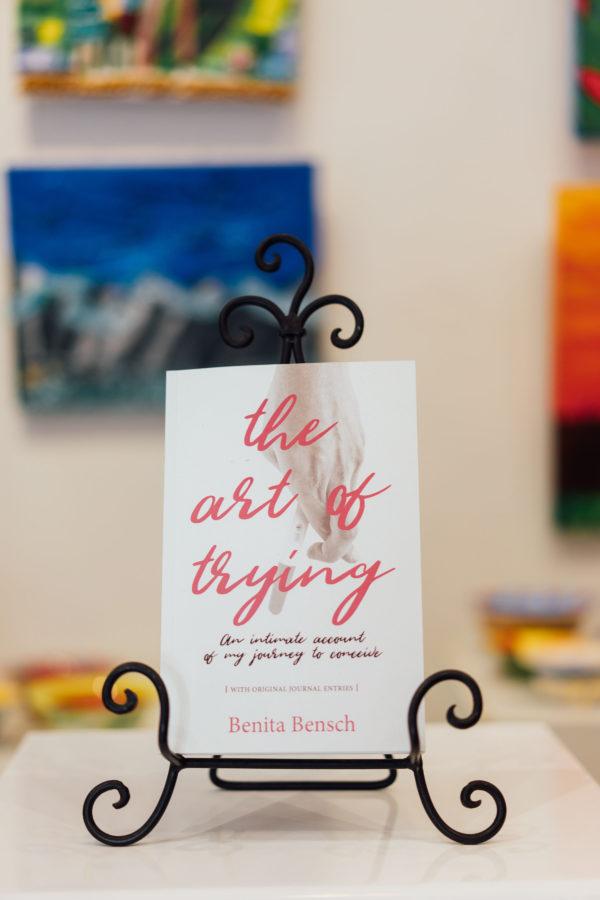 The Art of Trying by Benita Bensch