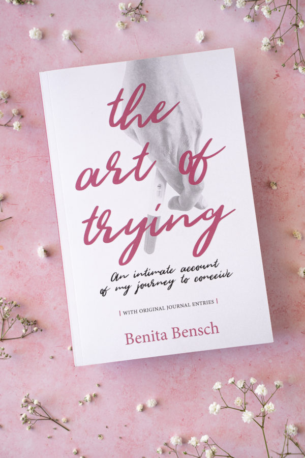 The Art of Trying book
